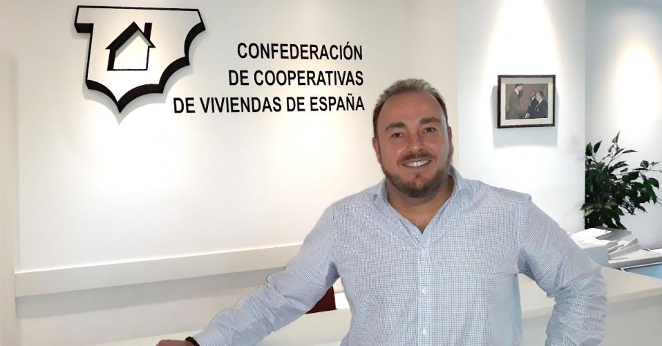 Juan Casares, presidente de Concovi