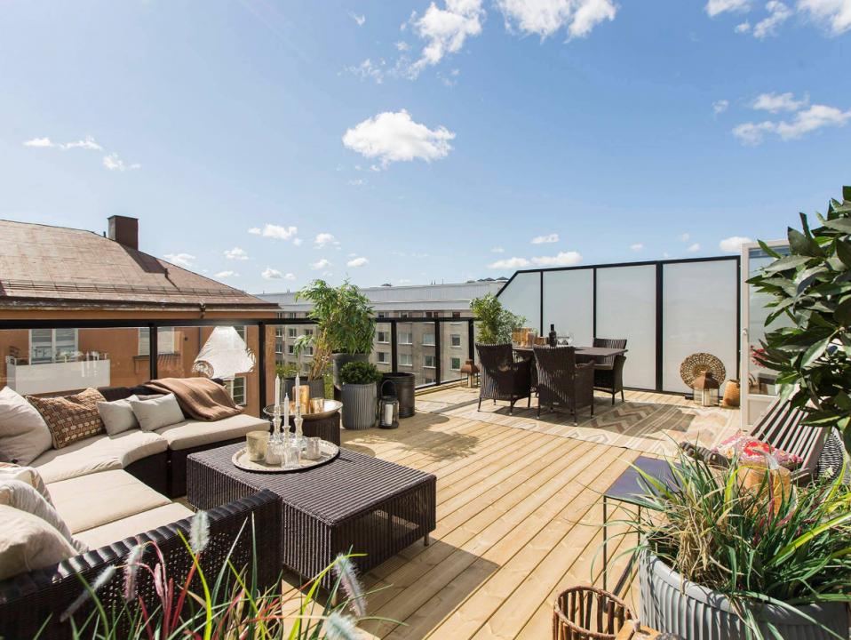 Ideas De Decoración Para Añadir La Terraza A Tu Casa