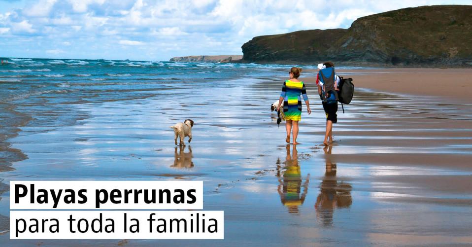 """Nuevas playas """"pet-friendly"""" para ir de vacaciones con tu perro"""