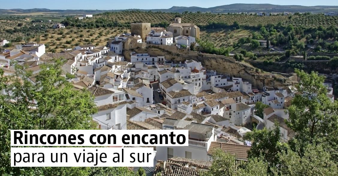 Los 6 pueblos más espectaculares del sur de España
