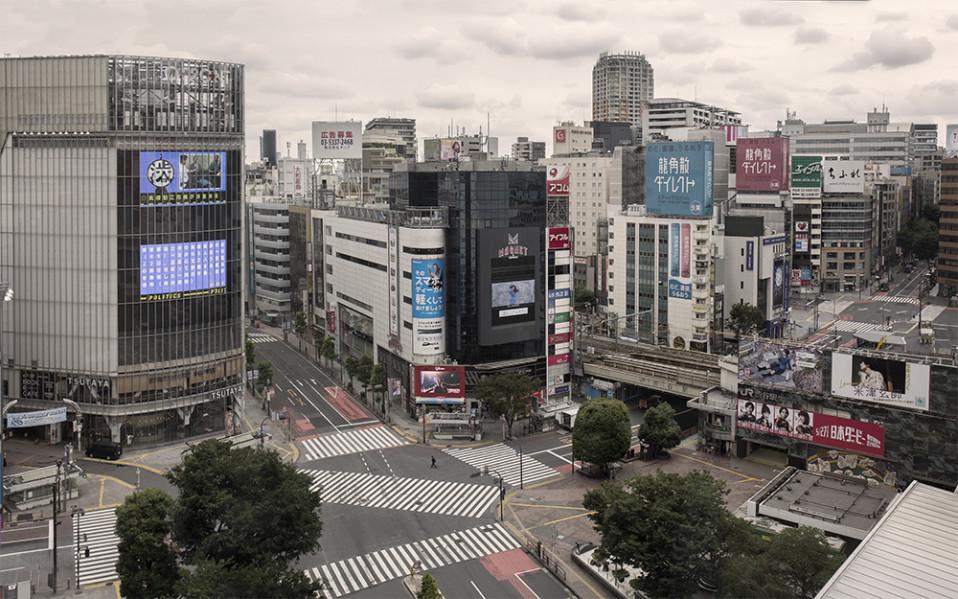 Cruce de Shibuya / Foto: Ignacio Pereira