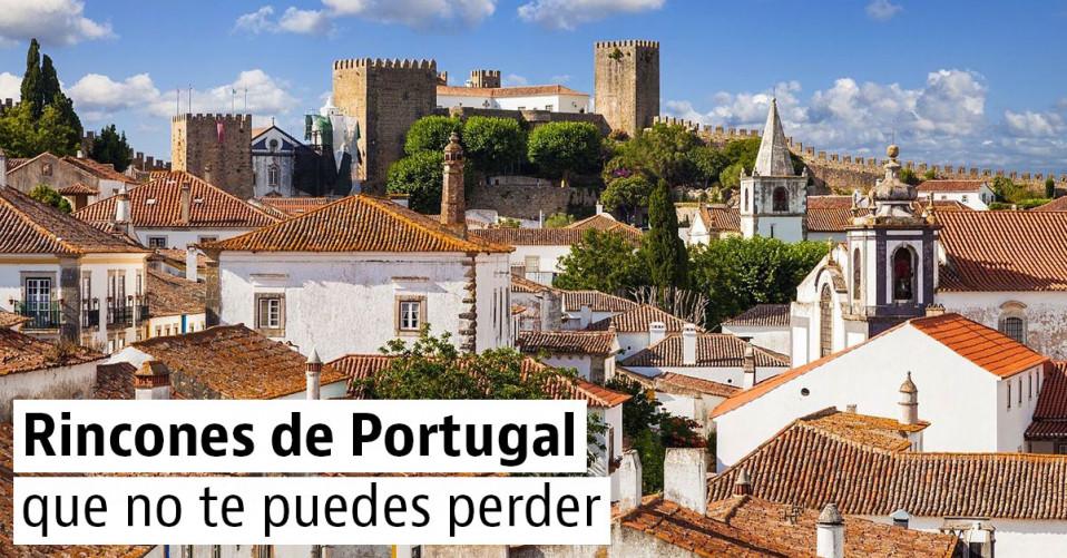 Ruta por los pueblos más bonitos de Portugal