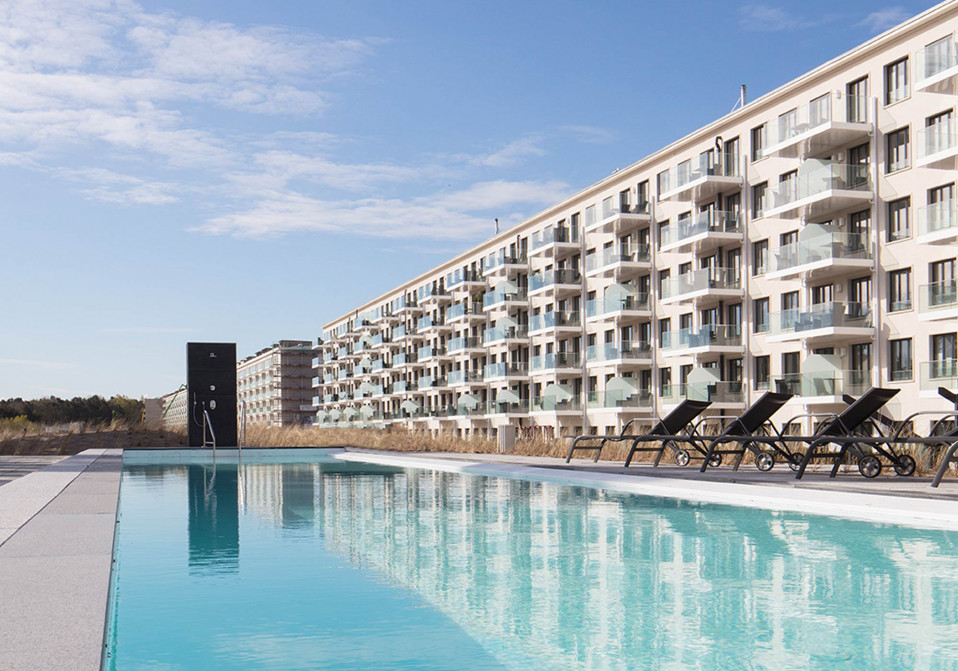 Prora Solitaire Aparments & Spa