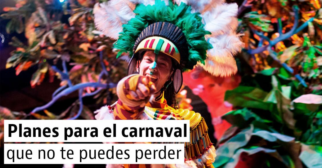 Los mejores carnavales de España