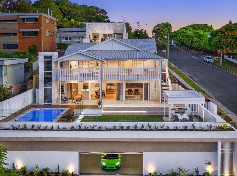 Se vende por 8,8 millones de dólares australianos