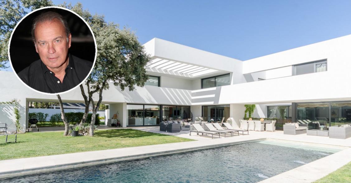 La casa está en venta por 3,5 millones de euros