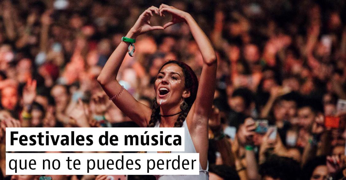 Los mejores festivales de música del verano