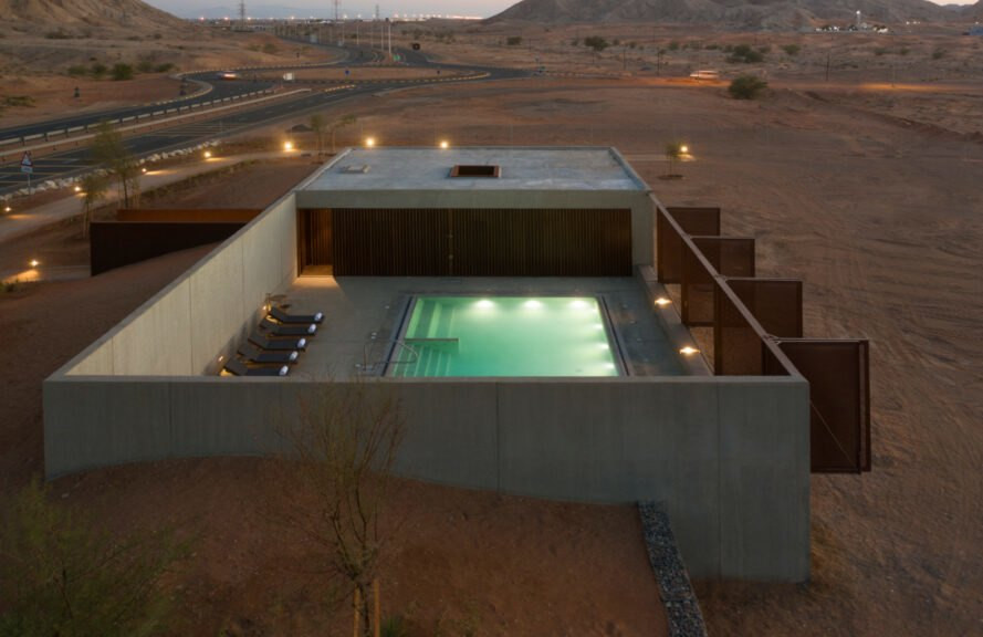 Al Faya Lodge / Fernando Guerra via Anarchitect
