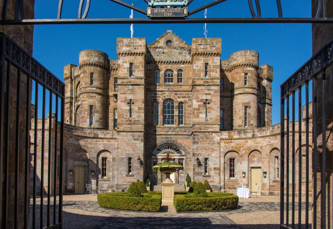 El castillo tiene más de 200 años / Savills