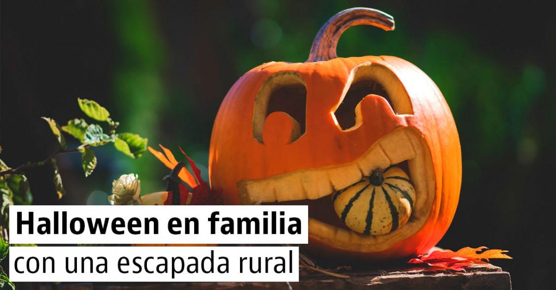 15 casas rurales para montar tu propia fiesta de Halloween