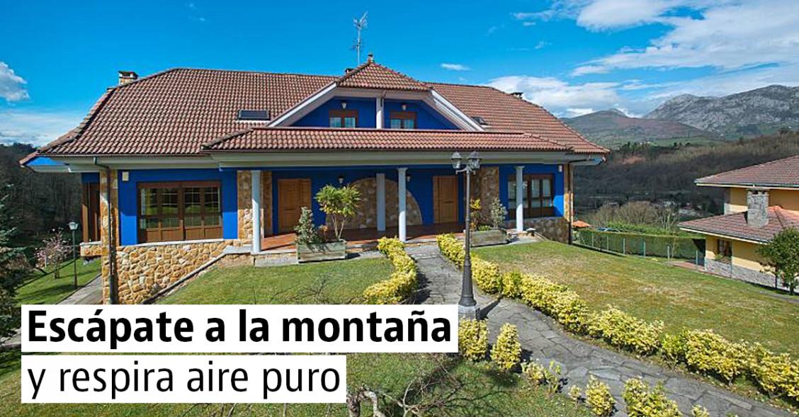 15 casas rústicas en alquiler para disfrutar de la montaña