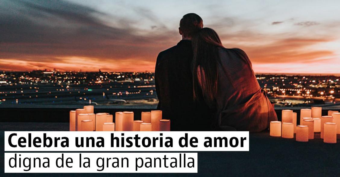 5 destinos cinematográficos para una escapada en San Valentín