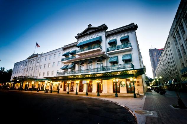 el Hotel Menger es uno de los hoteles embrujados más famosos