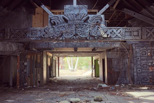 El hotel abandonado