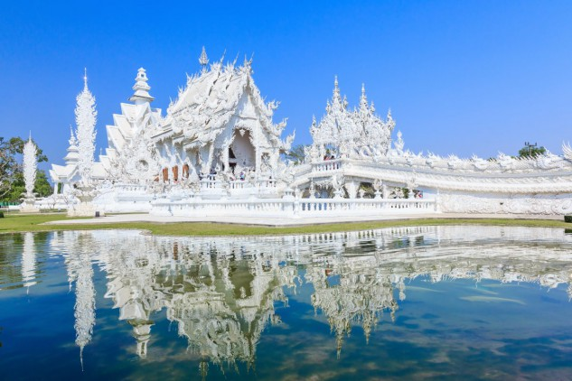 3 - Wat Rong Khun, the White Temple, Tailandia. Sorin Colac