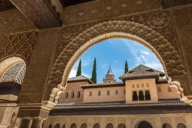 38 - Alhambra de Granada, España. Kamira777