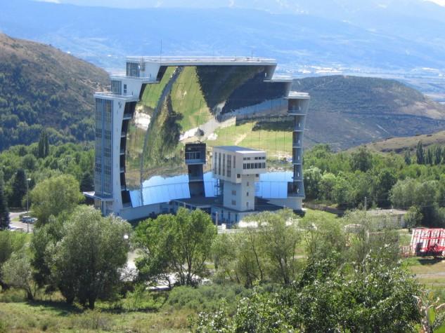7 - Centro solar Felix Trombre en Odeillo, Francia. Björn Appel