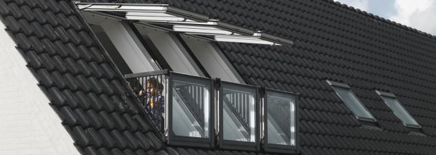 Velux Cabrio Balcony System