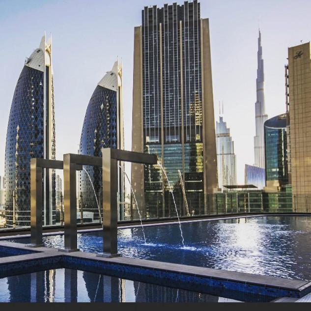 Dubái se convierte en la ciudad del lujo