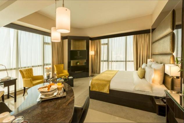 Suites de 46 a 85 m2
