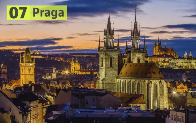 Praga (República Checa): 229 euros