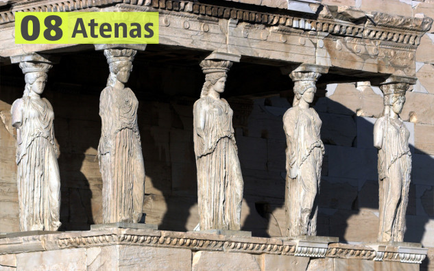 Atenas (Grecia): 230 euros