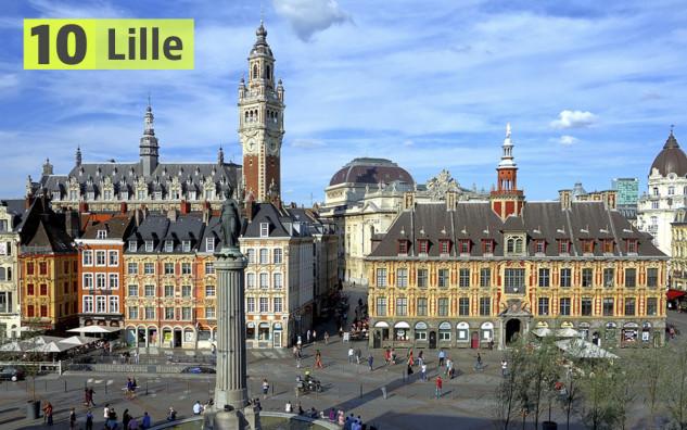 Lille (Francia): 240 euros