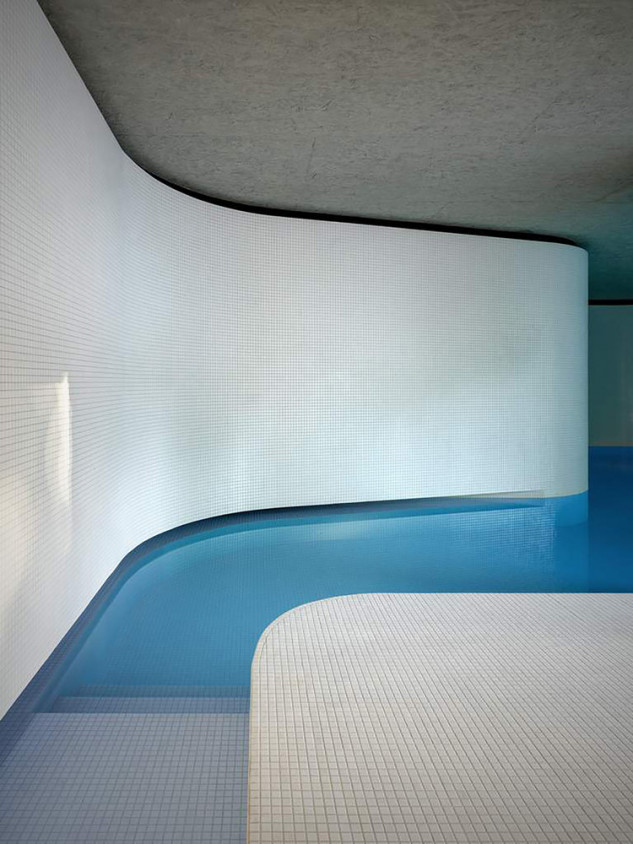 Roccolo's Swimming Pool / act_romegialli / Marcello Mariana