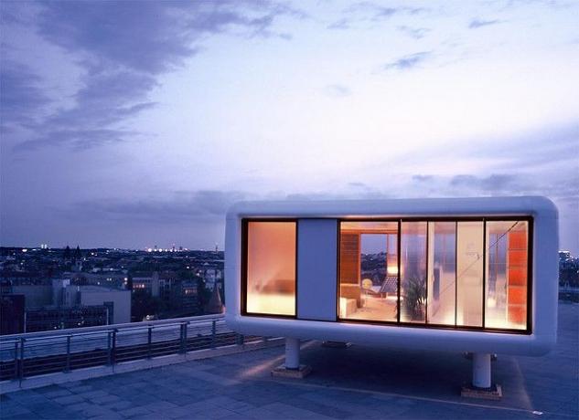 Tiene unos 40 m2 y cuesta 100.000 euros