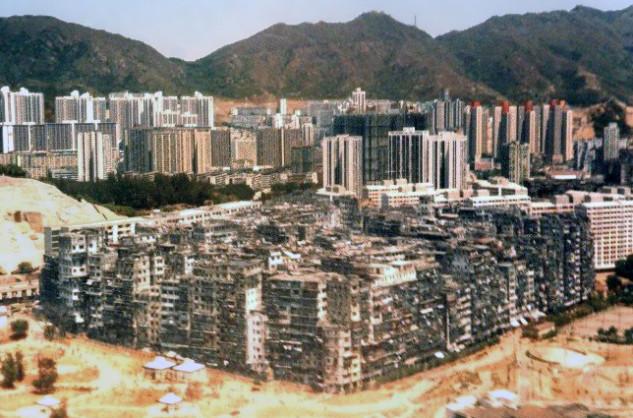 Contaba con una densidad de población 120 veces mayor que la de Nueva York / Wikimedia Commons