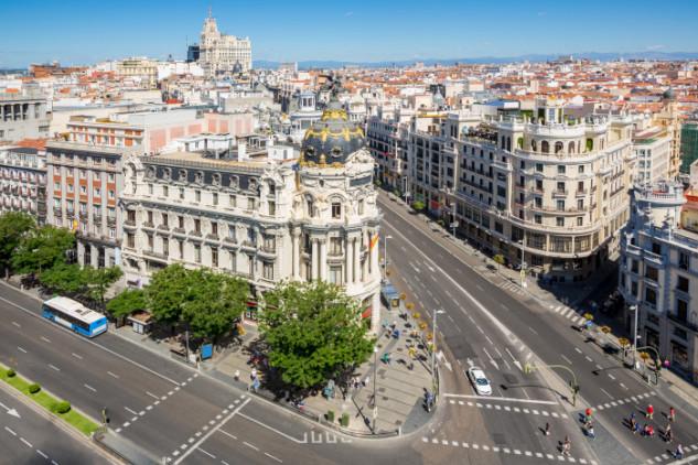 5. Madrid
