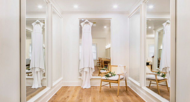 Un gran espacio, ideal para las novias