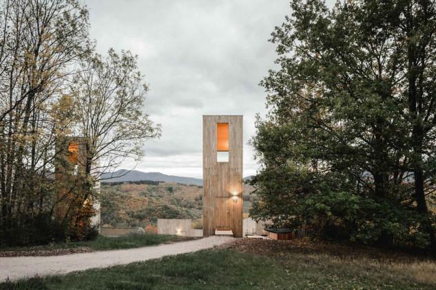 Un hotel ecológico