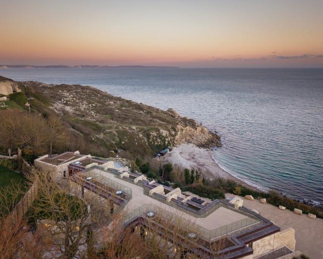 La costa tiene 185 millones de años de historia geológica