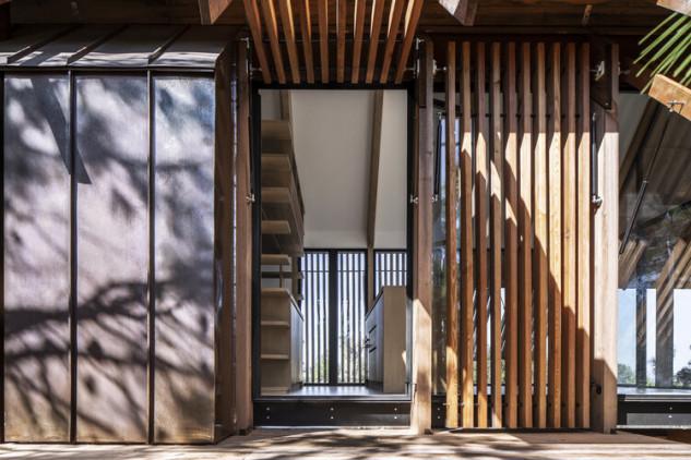 La madera, protagonista del diseño