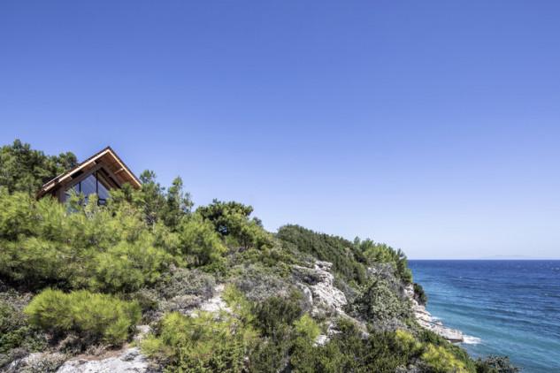 A orillas del mar Egeo