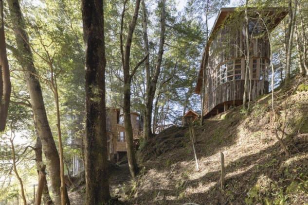 Tiny Houses Comarca County, Chiloé / Gustavo Burgos/Utreras Arquitectos