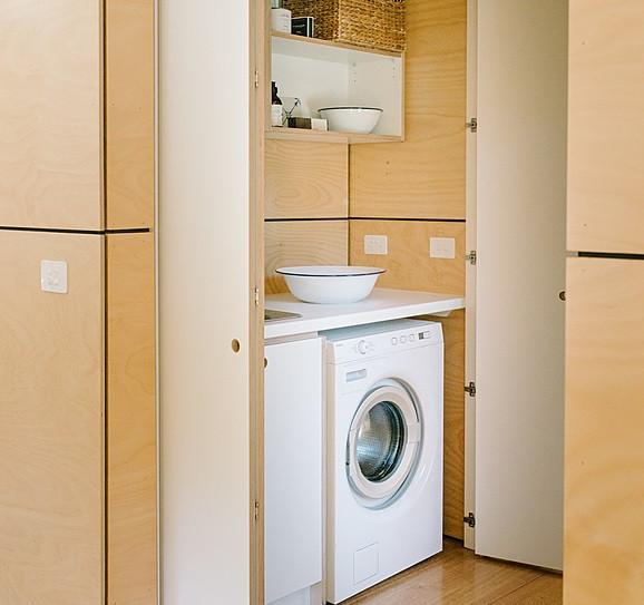 La machine à laver, indépendante