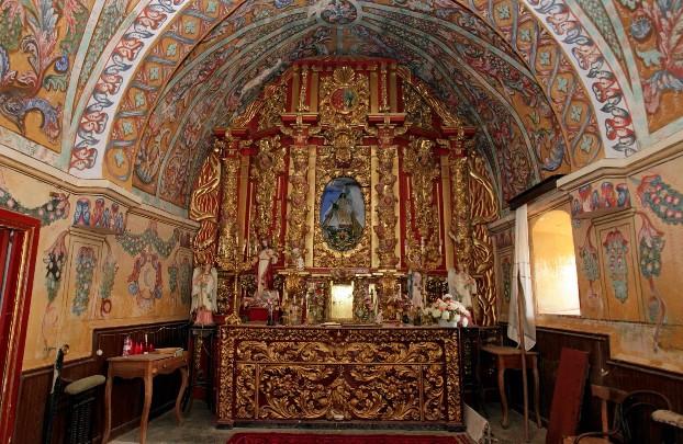 De estilo románico y data del siglo XI