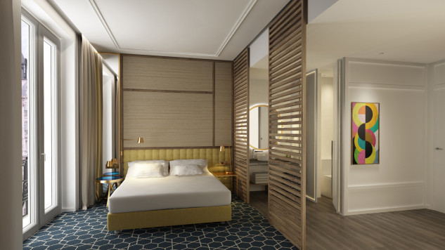 Habitación / Pestana Hotel Group