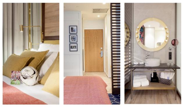 Interior / Pestana Hotel Group