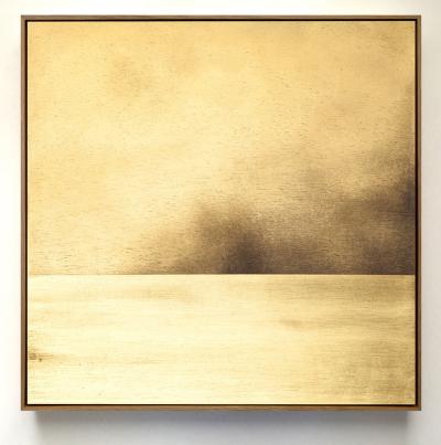Pintura de Jaime Sicilia por 495,80 euros +IVA (40 x 40 cm enmarcado)