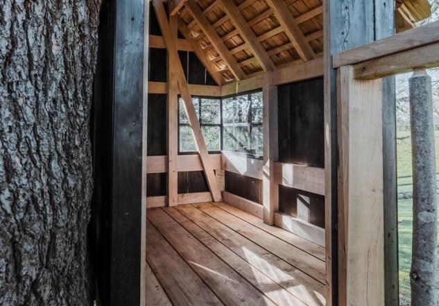 La madera, el material protagonista