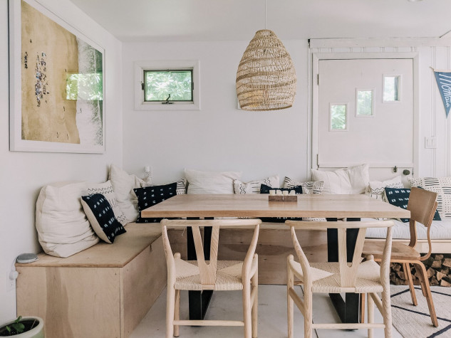 Un diseño nórdico y con elementos naturales