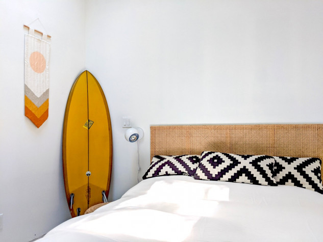 El surf, clave en la decoración