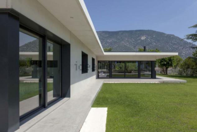 Casa prefabricada de una planta
