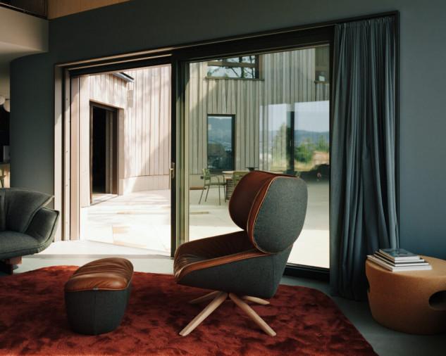 Los muebles, de diseño