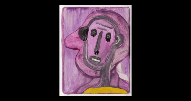 Pintura de Rafa Forteza por 480 euros (13,5x10,5 cm)