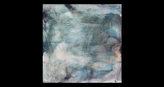 Pintura de Teo Soriano por 500 euros (20x20x4,2 cm)