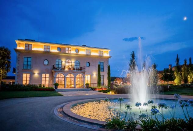 Villa de lujo / Spathios